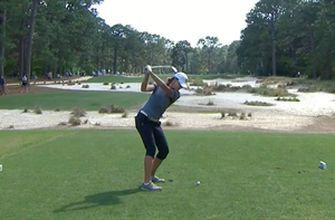 Watch the best moments of Round 3 of the US Senior Women's Open