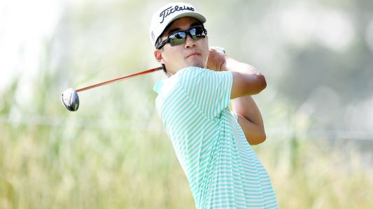 John Deere Classic: Michael Kim leads rain-interrupted second round