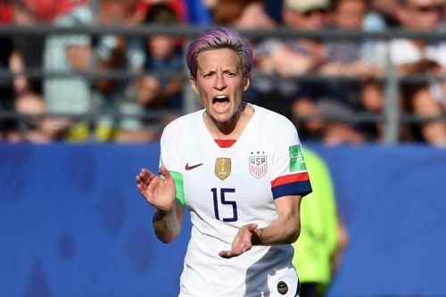 USA's fearless Rapinoe takes on France, and her own president