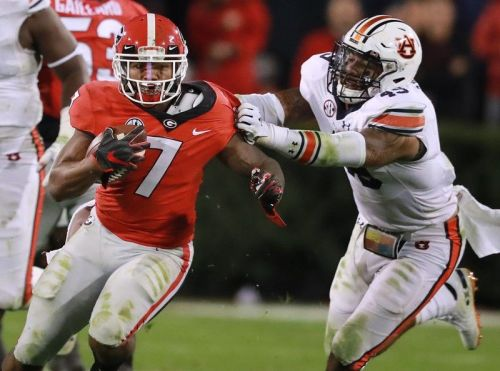 UGA, Kirby Smart OK with moving Auburn game from November