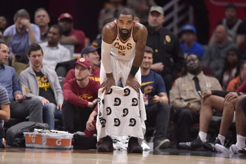 JR Smith done in Cleveland as Cavaliers attempt to trade veteran guard