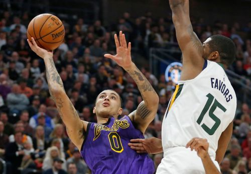 Follow live: Mitchell, Jazz welcome Lakers to the Beehive State