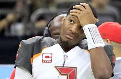 Tampa Bay Bucs QB Jameis Winston facing three-game suspension