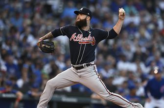 Keuchel gets 1st win with Braves in 5-3 victory over Cubs