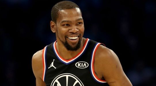 NBA All-Star Game 2019: Kevin Durant earns MVP honors