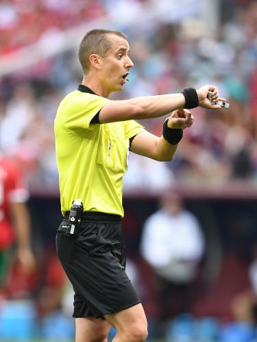 FIFA: World Cup referee did not ask for player's jersey; Morocco's allegation 'unequivocally' condemned