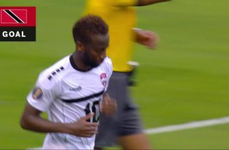 Kevin Molino scores Trinidad & Tobago's first goal since September to force 1-1 draw | 2019 CONCACAF Gold Cup Highlights