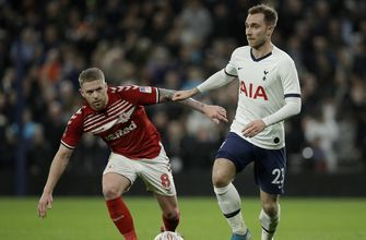 Eriksen completes transfer to Inter from Tottenham