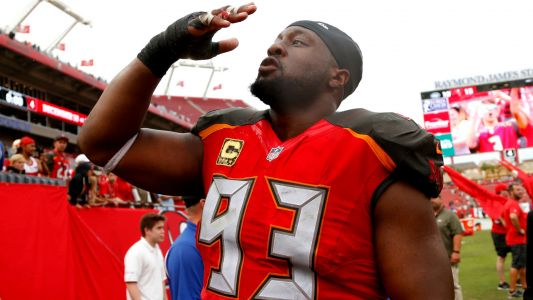 Gerald McCoy angry Bucs gave his No. 93 to Ndamukong Suh
