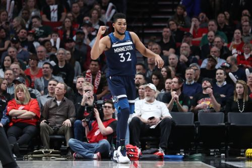 Karl-Anthony Towns, Timberwolves agree on five-year, $190 million super-max contract