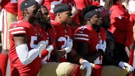 NFL's new anthem policy is a capitulation to political pressure: Opinion