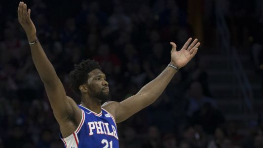 76ers star Joel Embiid: 'I'm the most unstoppable player in the league'