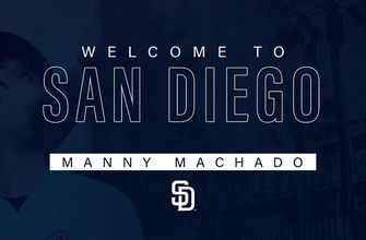 Padres land Manny! Free-agent All-Star infielder Manny Machado signs with San Diego