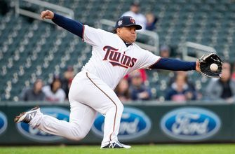 Twins place Gonzalez on IL, recall Astudillo