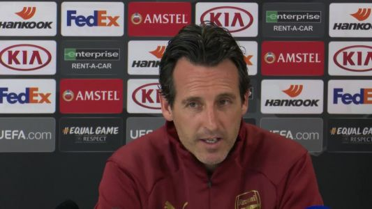 I feel privileged to have coached Cech - Emery