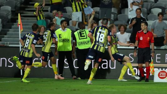 Central Coast Mariners beat Melbourne City to end 327 day winless run