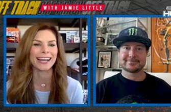 Kurt Busch joins Jamie Little for a new edition of Off Track