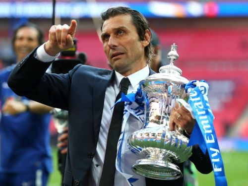 'Serial winner' Conte defends Chelsea record after FA Cup victory