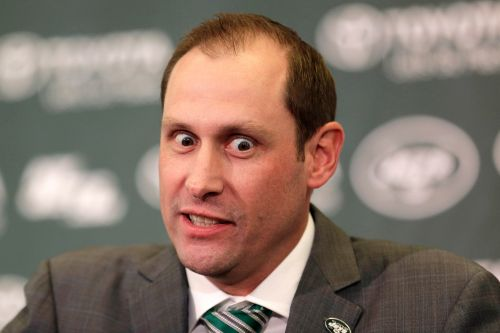Adam Gase's 'intense' eyes steal Jets press conference