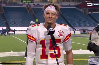 Patrick Mahomes on Chiefs adapting to defenses: 'We just find a way to win a football game'