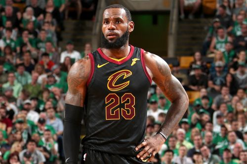 LeBron, Cavs facing elimination after Game 5 loss to Celtics
