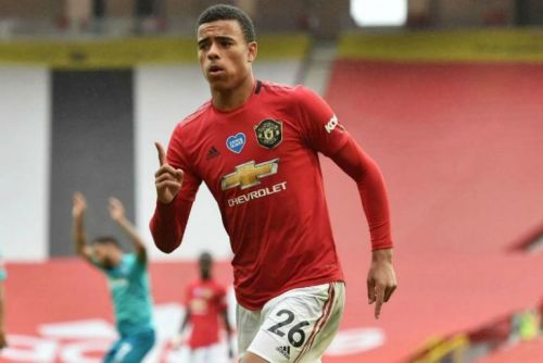 Pogba will 'keep pushing' Man United wonderkid Mason Greenwood to improve