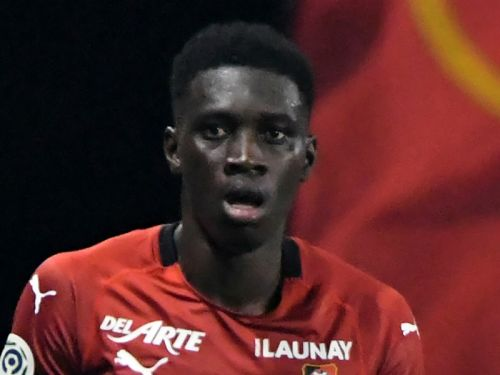 Ismaila Sarr scores worldie as Rennes snatch late victory vs. Jablonec