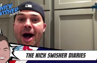 No one was happier for Eduardo Nunez than Nick Swisher | NICK SWISHER DIARIES