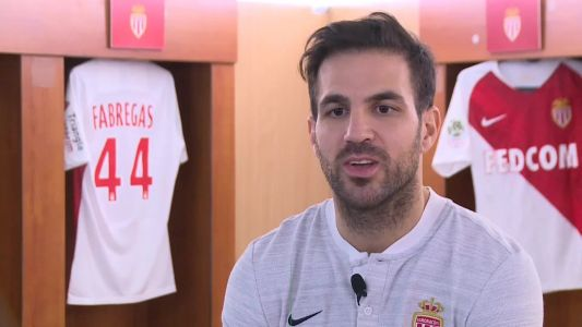 Fabregas hopeful experience will help Monaco youngsters