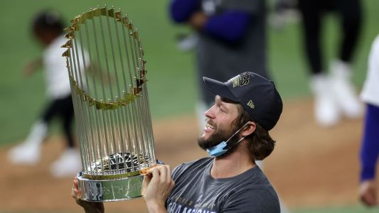 LeBron James, other sports figures send Clayton Kershaw congrats after Dodgers ace wins World Series