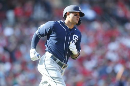 Umpires union upset over one-game suspension for Padres' Machado