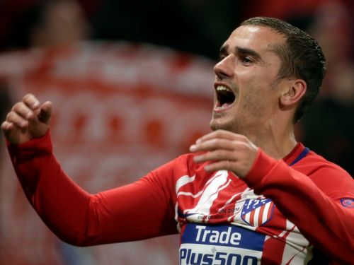 Antoine Griezmann scores brace, earns 10/10 in potential Atletico send-off