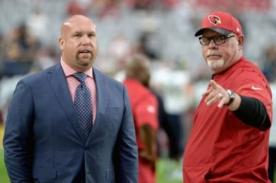 Arizona Cardinals GM Steve Keim suspended five weeks