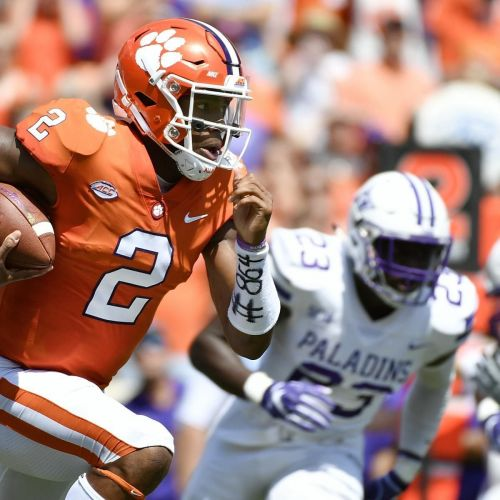 College Football Odds Week 2: Picks, Spread Predictions for Top 25 Games