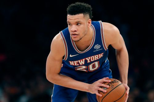 Knicks find possible solution to their Kevin Knox problem