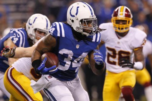Ex-NFL running back Trent Richardson eager for possible opportunity with XFL