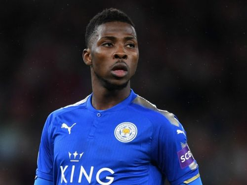 Leicester City's Iheanacho targets another Old Trafford goal vs. Manchester United