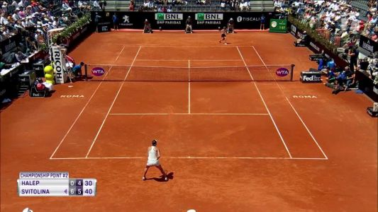 Tennis Channel Court Report: Nadal, Svitolina win in Rome