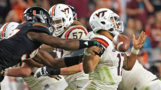 Miami Hurricanes trying to avoid at Virginia Tech what they haven't done in 41 years