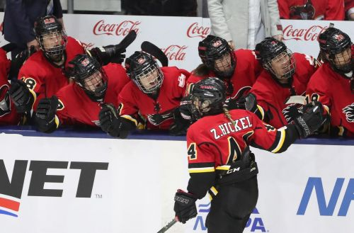 Calgary's American contingent leads Inferno to Canadian Women's Hockey League title