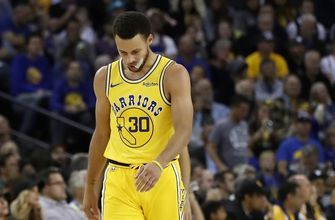 Nick Wright discusses Steph Curry's injury in Warriors' loss to the Bucks
