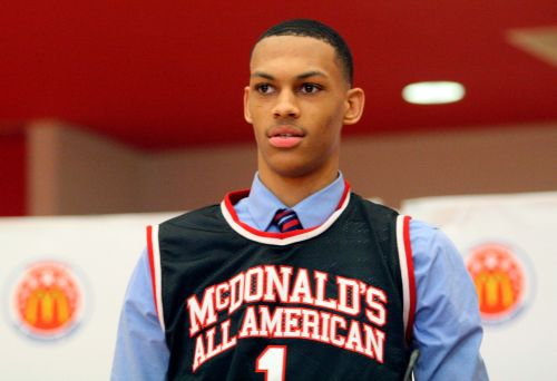 Reports: Top high school prospect Darius Bazley signs New Balance million dollar deal