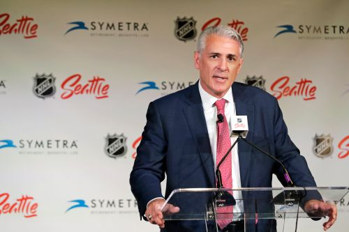 Ron Francis has big hopes as GM of Seattle's new NHL club