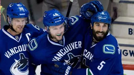 Former Vancouver Canucks defenceman sues financial advisers for negligence