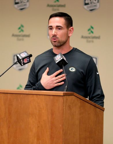 Dougherty: Analytics will help guide Packers' Matt LaFleur on in-game decisions