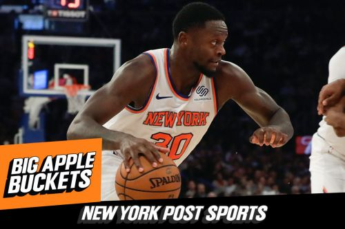 Listen to Episode 5 of 'Big Apple Buckets': Make or Break Time feat. Charlie Ward