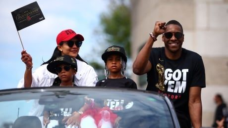 Deputy in clash with Raptors president Masai Ujiri considering lawsuit, says lawyer
