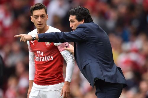 Emery wants consistency from fit-again Ozil