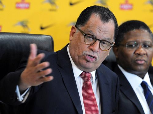 Safa boss Danny Jordaan happy with decision to shun Morocco's Fifa World Cup bid