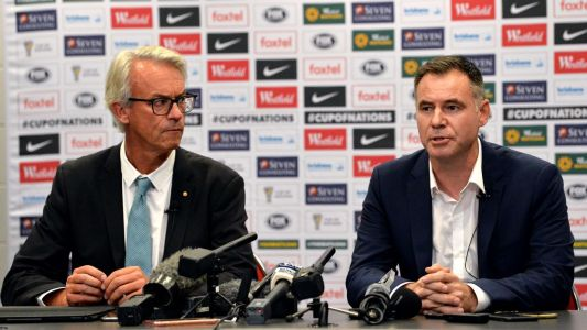 David Gallop rules out inquiry into Alen Stajcic's sacking: 'There won't be a review of the decision'